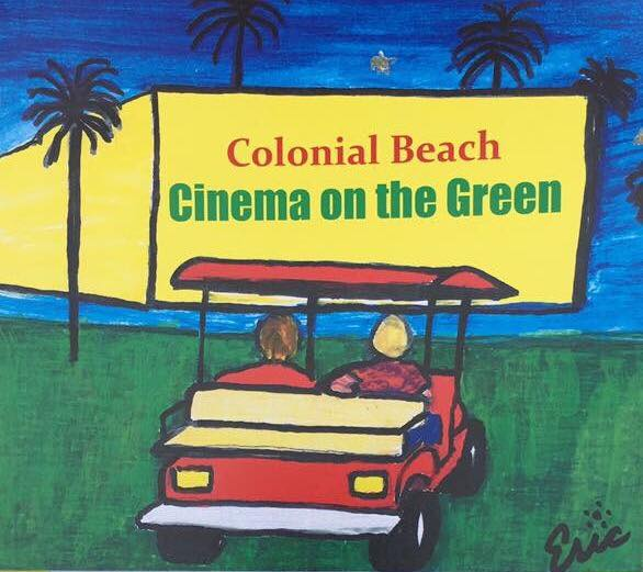 Cinema on the Green–CANCELED