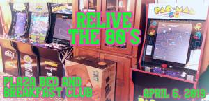 Relive the 80s Weekend