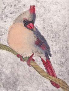 Bird Art Show in Virginia