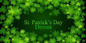 American Legion Birthday Party and St. Patrick's Day Dinner