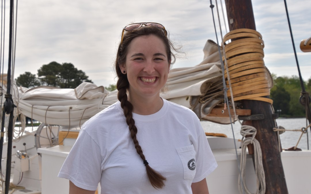 Meet the Captain: First Female to Helm Edna Lockwood in 130 years