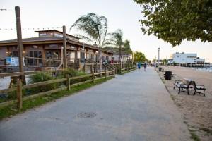 colonial beach boardwalk