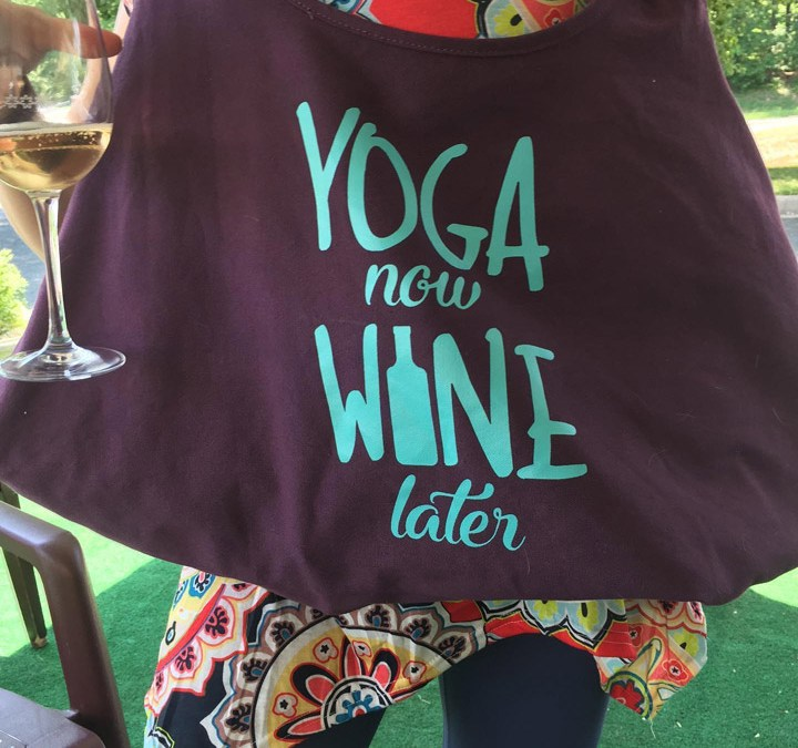 Wine & Wellness Yoga
