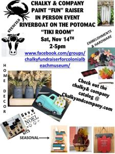 colonial beach fundraiser