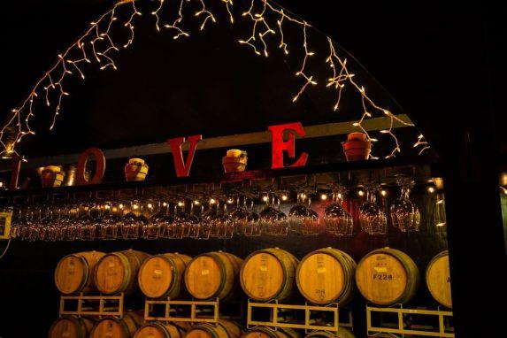 virginia wine cellar