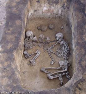 SkeletonLoversSiberianParentChild