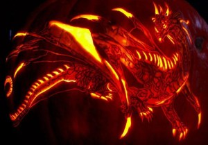 HalloweenDragon