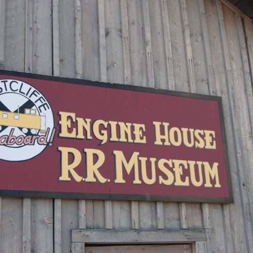Engine Engine House R.R. Museum, WestcliffeR.R. Museum featured image on One-Day Itinerary page