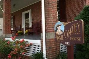 Annie Oakley's House