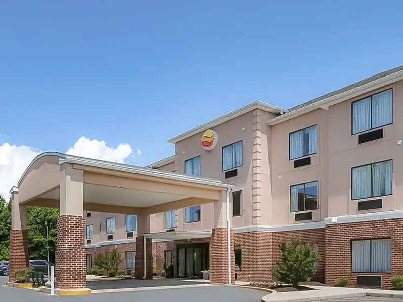 Comfort Inn and Suites Cambridge