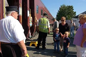 Hurlock Fall Festival & Train Rides in Dorchester County, MD