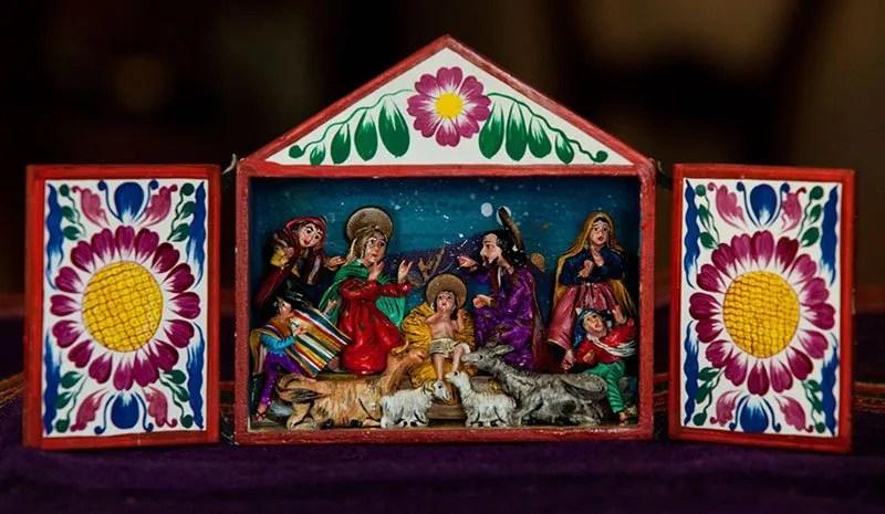 Nativity Scenes from Around the World