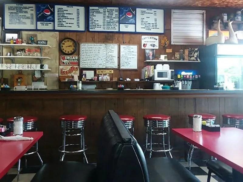 Cindy's Kitchen - named Maryland's best diner
