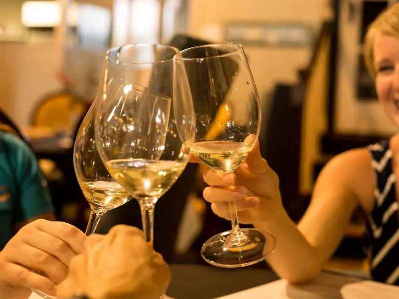 Wine Tasting at the Wine Bar