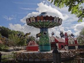 The largest theme park in the county, Kongeparken. Lots of fun! Photos by: Carmen Cristina Carpio Tobar / Kjell Anders Pettersen