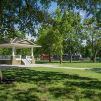 bandstand at freemont park