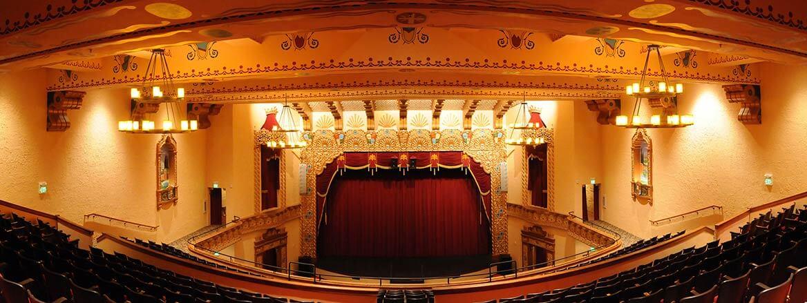 emporia granada theatre stage