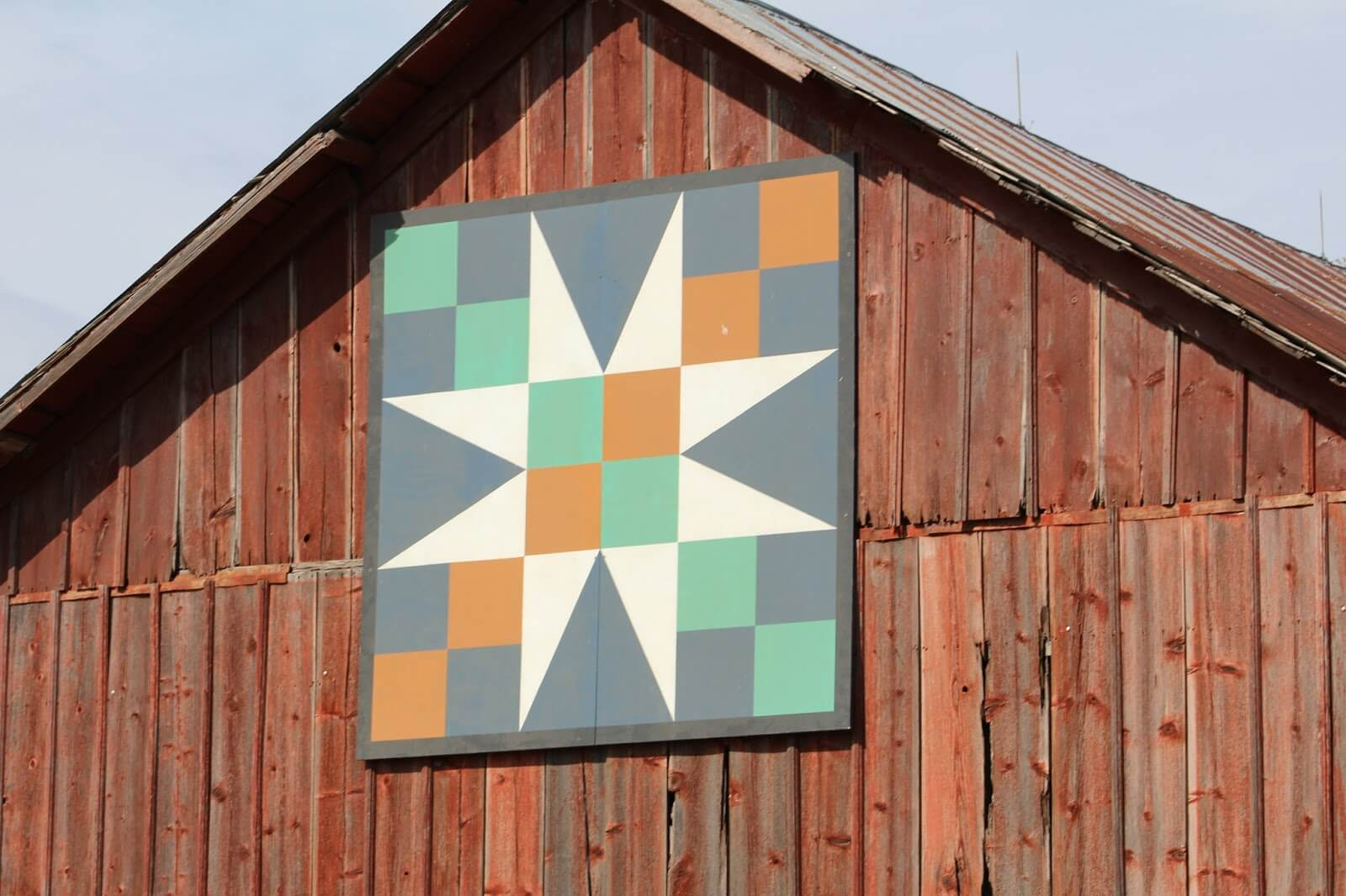 barn along flint hills quilt trail