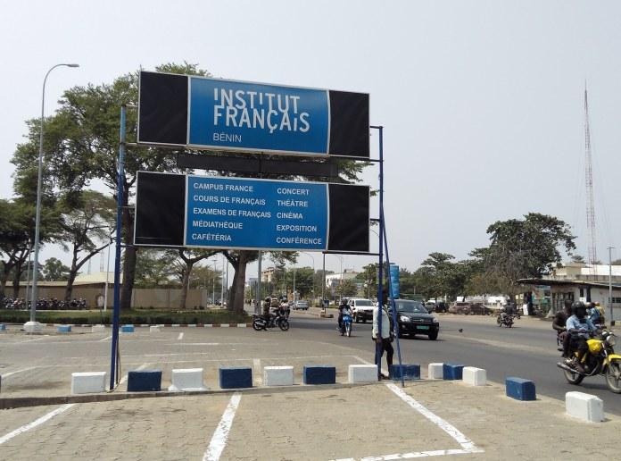 Français au Bénin Institut français du Bénin à Cotonou