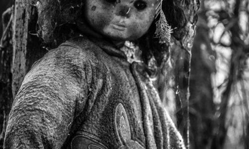 La mystérieuse île aux poupées