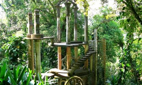 Le jardin surréaliste d'Edward James