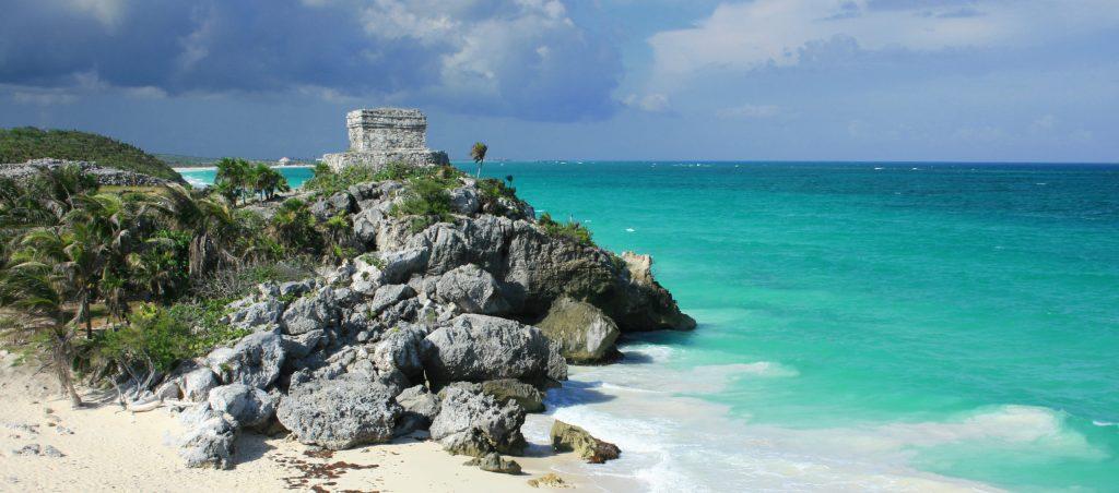 le site maya de Tulum au Mexique