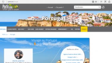 Vous aide á organiser votre voyage pour le Portugal.