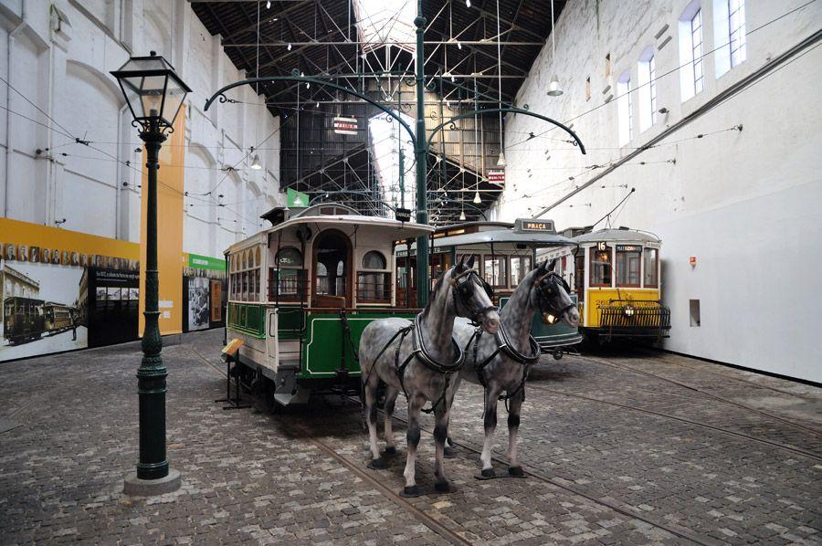 Tram électrique de Porto et Musée