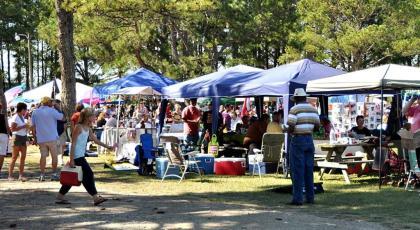Annual Chincoteague Island Oyster Festival