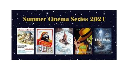 Summer Cinema OUTDOORS 2021