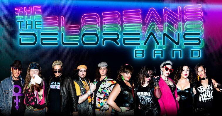 The Deloreans 80's Tribute Band