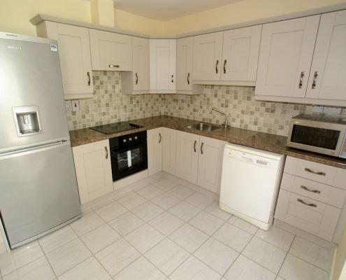 Bridgetown Cottage Kerrykeel - kitchen