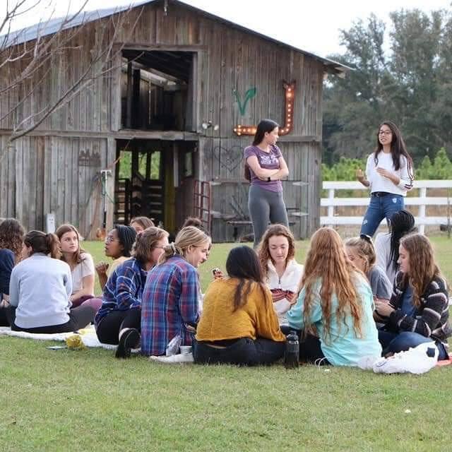Yoga Retreat At Kokomo Farms Visit Florida Farms