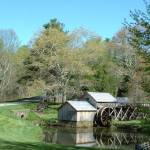 Mabry Mill by Lydeana