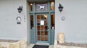 Grey Mule Saloon is currently a wine tasting room