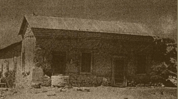 Oldest House, then
