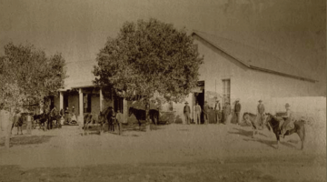 Young's Store circa 1900