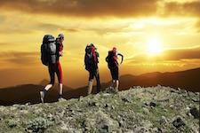 hiking Granada
