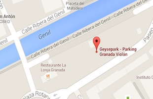 Granada Geysepark parking
