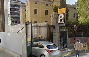 Granada Parking Palacio De Los Patos