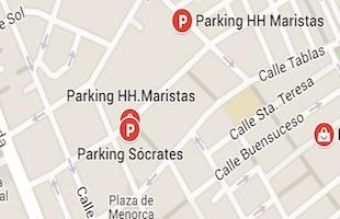 Granada parking HH Maristas