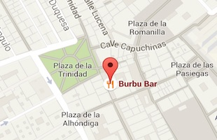 Burbu bar Granada