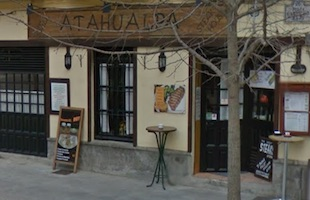 Granada Atahualpa Steak House