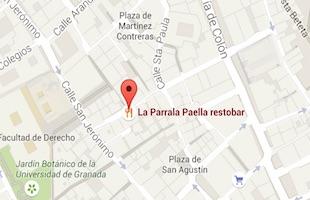 La Parrala Paella Resto Bar Granada