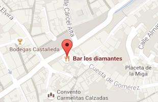 Los Diamantes Granada