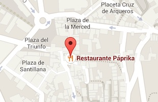 Restaurante Paprika Granada