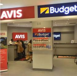 Avis Budget Granada Train Station