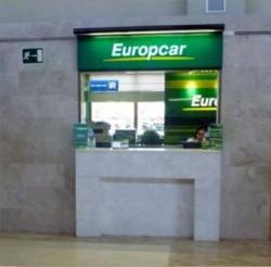 Europcar Granada Train Station