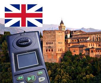 Alhambra Audioguide English Tour