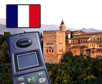 Alhambra Audioguide French Tour